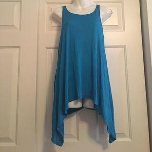 NEW tresics high low tunic soft wear